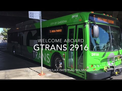 GTrans 2009 New Flyer GE40LFR-1st Gen #2916 | Coin Lloyd's Transit Hub