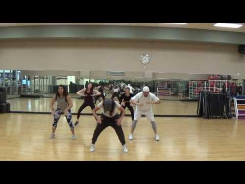Cardio Hip Hop(Zumba Lovers) Get Loose Tiesto remix-Voodoo Garmiani