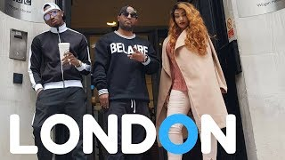 Diamond Platnumz Na Zari The Bosslady Waongozana Kama Kumbikumbi London