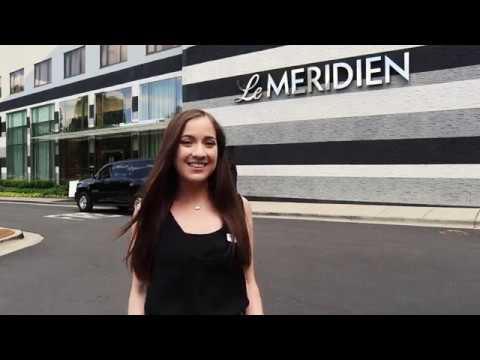 Le Méridien Sheraton Charlotte Hotel Vlog S1 E1: Welcome!