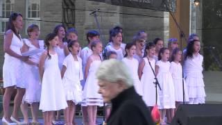 Il faudra leur dire (Francis Cabrel)  par le Choeur des Jeunes de St-Sauveur