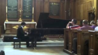 Scriabin - Sonata No.3 in F-Sharp Minor, op.23, 3&4 Andante - Presto con fuoco (Evgeny Genchev)