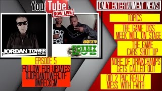daily hiphop news w jordan tower m reck max b coming home game vs meek beef 2pac faith