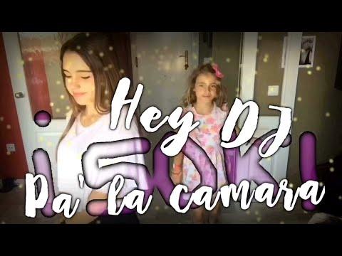 """VideoStar~ """"Hey DJ/ Pa' la cámara""""~ Especial 50K♥️~ Diana&África"""