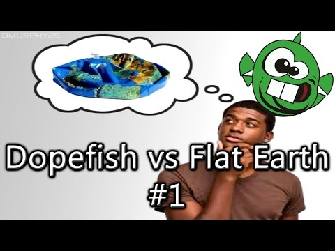 Dopefish vs Flat Earth: 12 Questions for Neil deGrasse Tyson Answered - Part 1 thumbnail