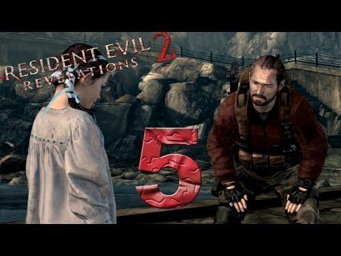 Let's play Resident Evil Revelations 2 #5 Barry's Einsatz