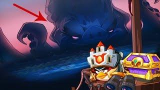 Angry Birds Epic - Monster Kraken World Boss Incoming!