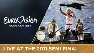 Poli Genova - Na Inat (Bulgaria) Live 2011 Eurovision Song Contest