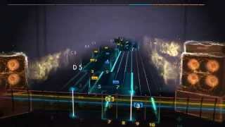 Rocksmith 2014 (CDLC)  King Diamond - The Trial (Chambre Ardente) (Rhythm 99%)