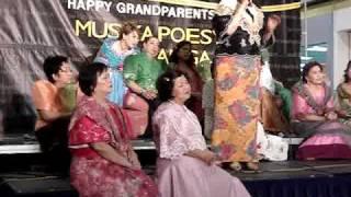 MARING MARENG - kapampangan folk song
