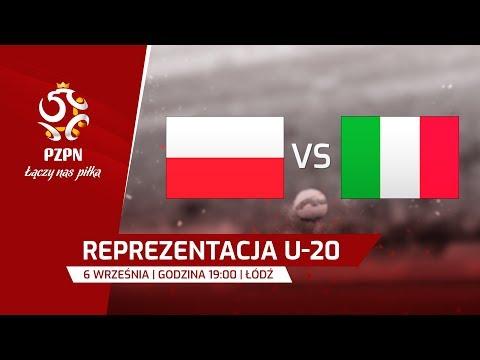U-20: Polska - Włochy