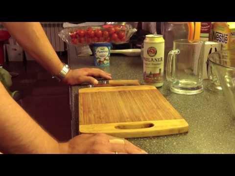 Кулинарный тест Opinel fillet #10 inox + рецепт
