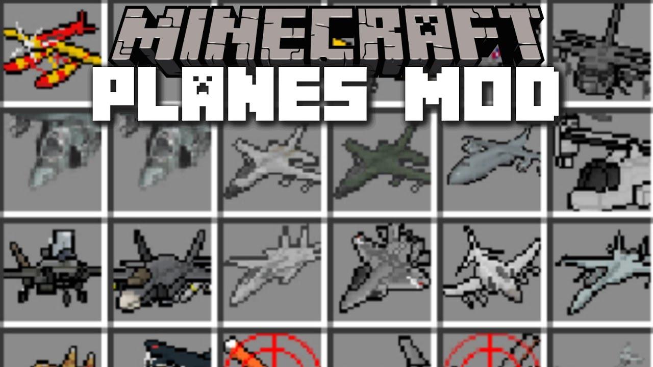 minecraft letadla mod 1.3.2