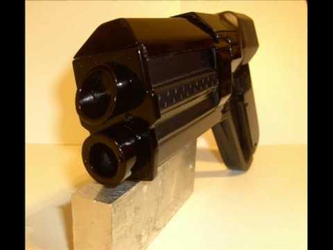 Homemade REAL Pulse Laser Gun