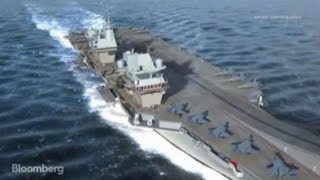 New Mega Warship Is the Biggest UK Has Ever Built