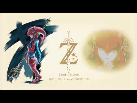 Mipha's theme - The Legend Of Zelda Breath Of The Wild