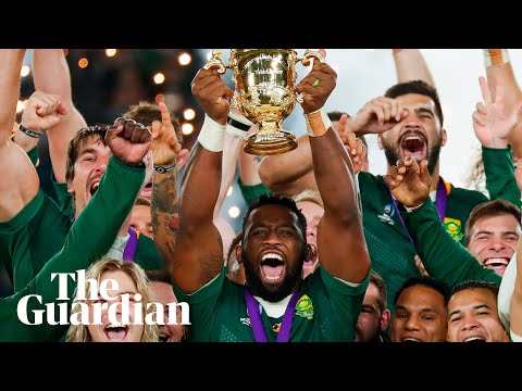 World Cup offered timely reminder of rugby's values, on and off the pitch