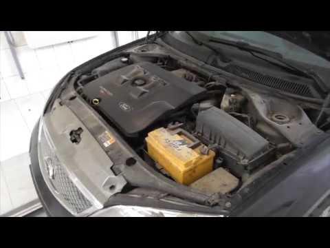 Фото к видео: Ford Mondeo 2.2 TDCI 2005 - Перегревается двигатель