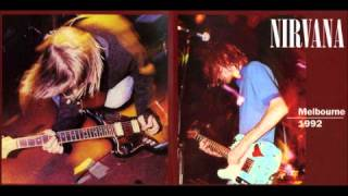Nirvana - The Palace, Melbourne, Australia - 1992-02-01 [FM]