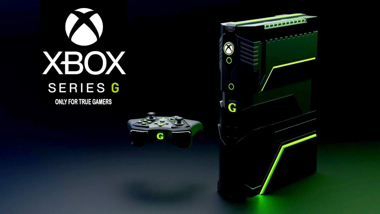 Xbox Series G Trailer
