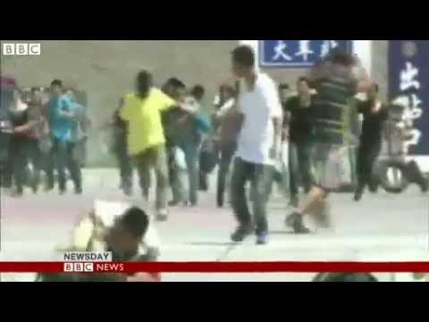 Kunming attack: Victims on all sides