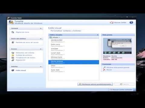 Como Descargar e Instalar el Tema Zune de Windows XP para Windows 7 lHDl