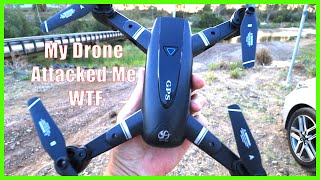 S167 GPS Drone Review - What do you get for $100?