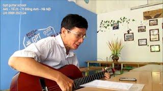 LỜI MẸ RU (GPT guitar school)