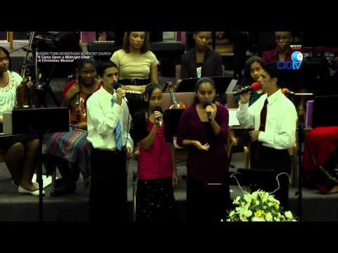 Bodden Town Seventh-Day Adventist Church, A Christmas Musical