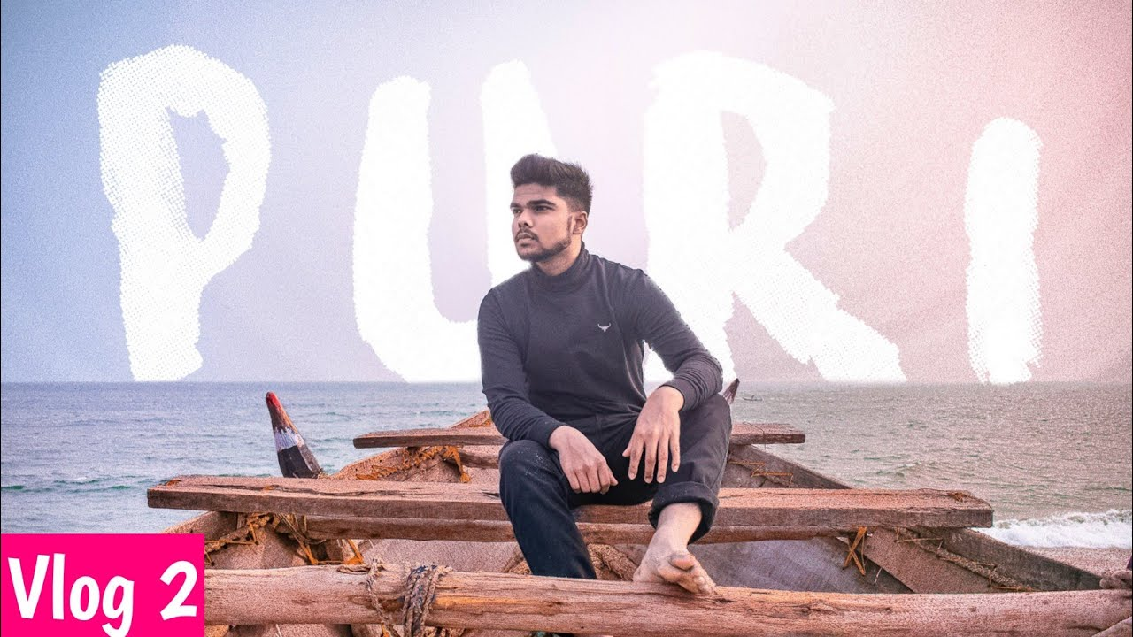 Puri Beach Travel Vlog | Odisha / Orissa