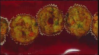 Turkey Dinner Cupcake Recipe