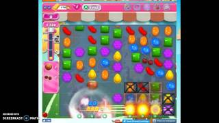 Candy Crush Level 1442 help w/audio tips, hints, tricks