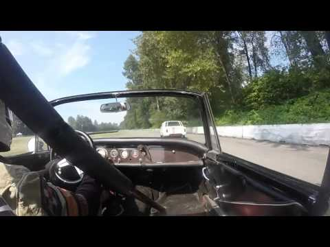 BC Historic Motor Races (BCHMR) - Mission, BC - August 2015 - Roger Flescher - Sunday AM