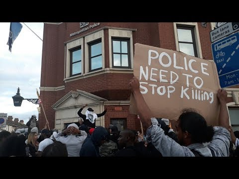 A Simple Question: Why do British and American police officers get away with murdering black men