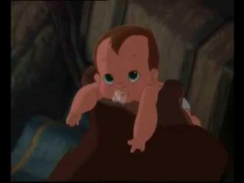 นิทานก่อนนอนของแม่: เพลงเรารักแม่ (ฉบับการ์ตูน Tarzan)
