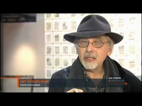 "Art Spiegelman - Graphic Novels ""the missing link"" - Angoulême Comicfestival 2012"