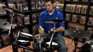 Expert Drumming with Brad Webb at Area 51