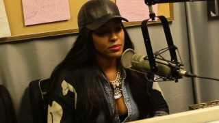 Malaysia from Basketball Wives interview with DJ Thump on Power 88