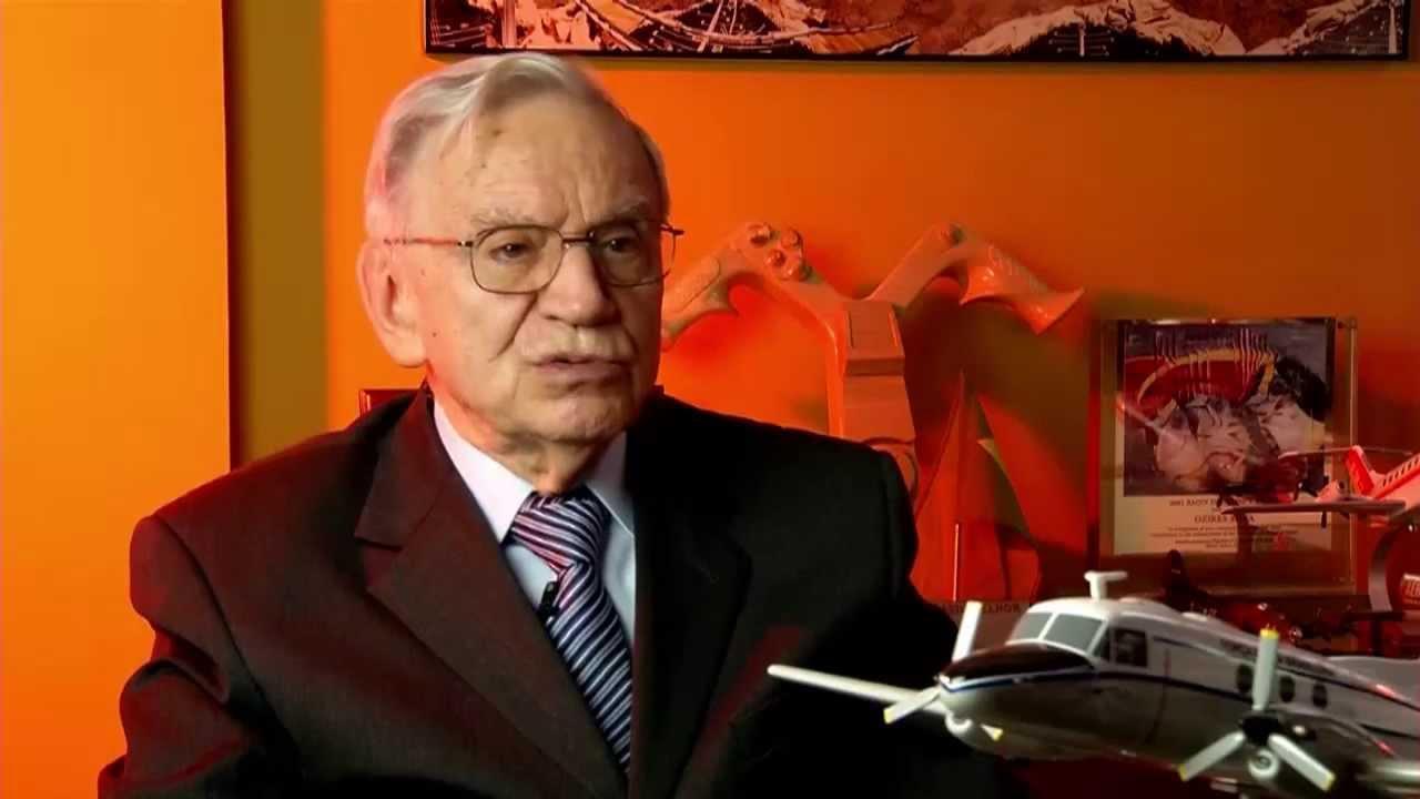 Engenheiro Aeronático - Ozires Silva - Programa Profissões