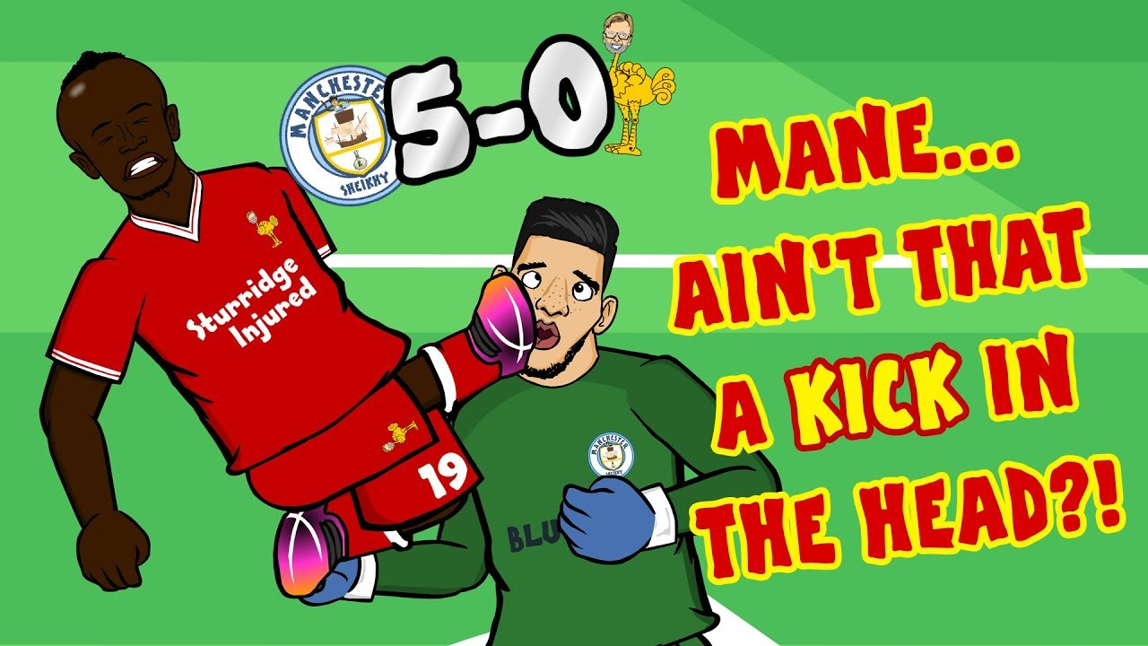 Image Result For Liverpool Vs Man City Highlights Youtube