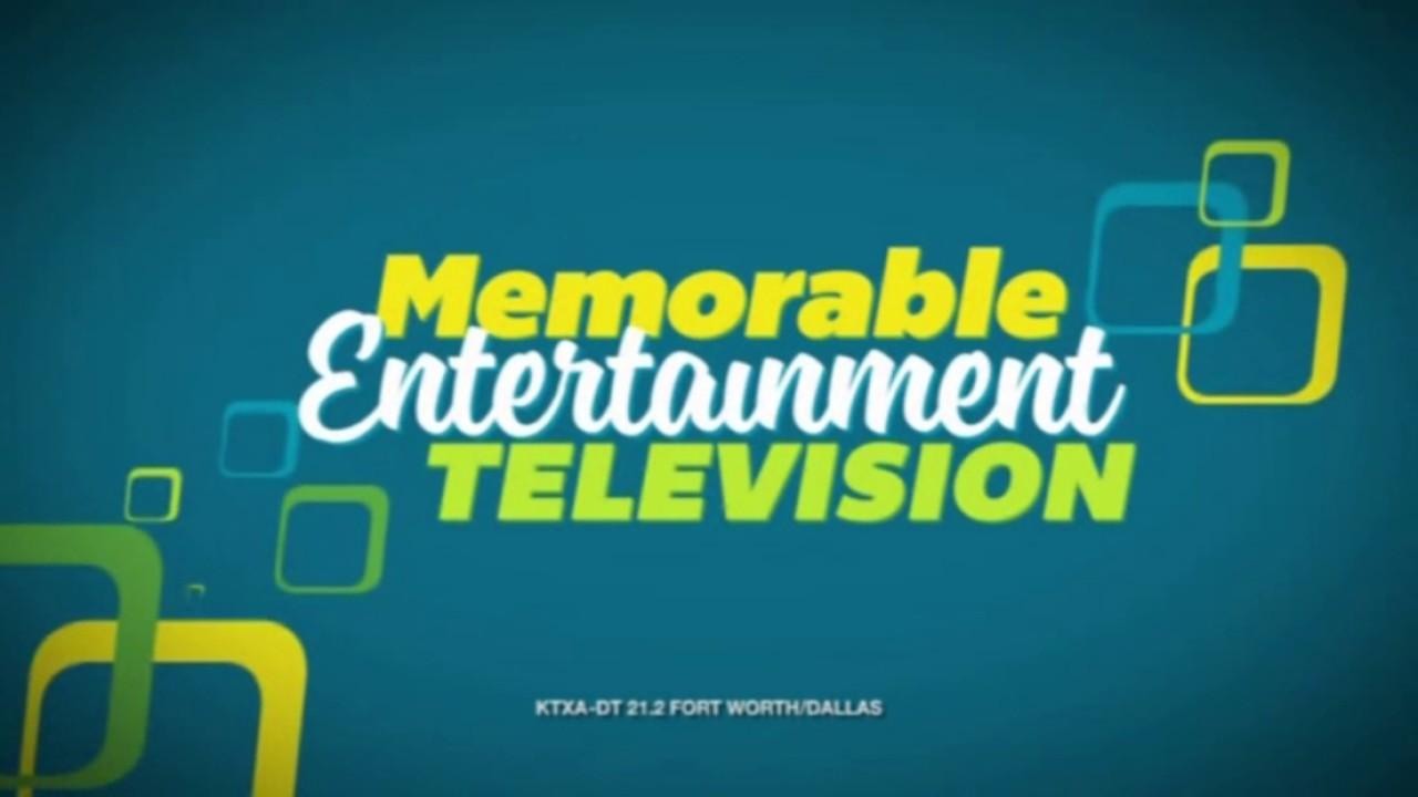 MeTV Station Ident -- North Texas (Dallas/Fort Worth, KTXA 21 2)