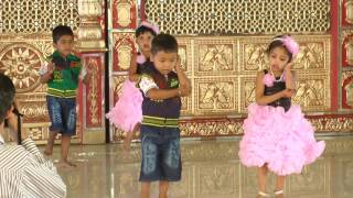 Chocklate Cha Bungla - HD English Medium School Gathering Dance - 2016-17