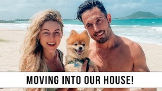 Moving Into Our New House in Hawaii! • Hawaii Life Vlogs