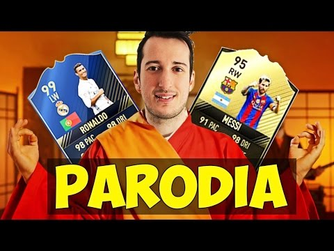 OCCIDENTALI'S FIFA (PARODIA Occidentali's Karma - Francesco Gabbani)