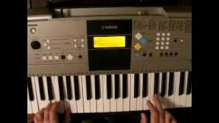 Bachman Turner Overdrive - Taking Care of Business - Easy Piano