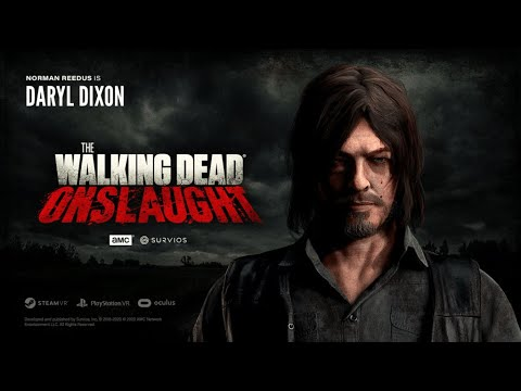 The Walking Dead : Onslaught - Norman Reedus
