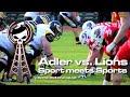 Best of GFL Highlights Berlin Adler vs New Yorker Lions GFL 2015