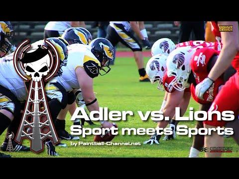 Popular German Football League & Berlin Adler videos