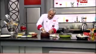 برنامج المطبخ – طريقة عمل طاجن السمان الأحمر – الشيف يسري خميس – Al-matbkh