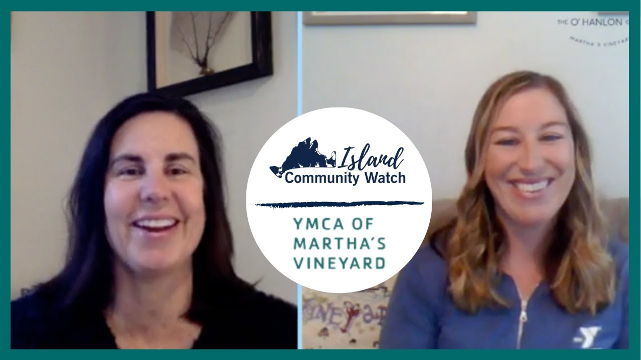 The Y Without Walls...How the YMCA of Martha's Vineyard functioning in this virtual reality!